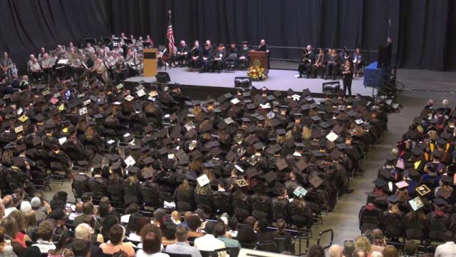 PVCC held its graduation on Friday, May 11