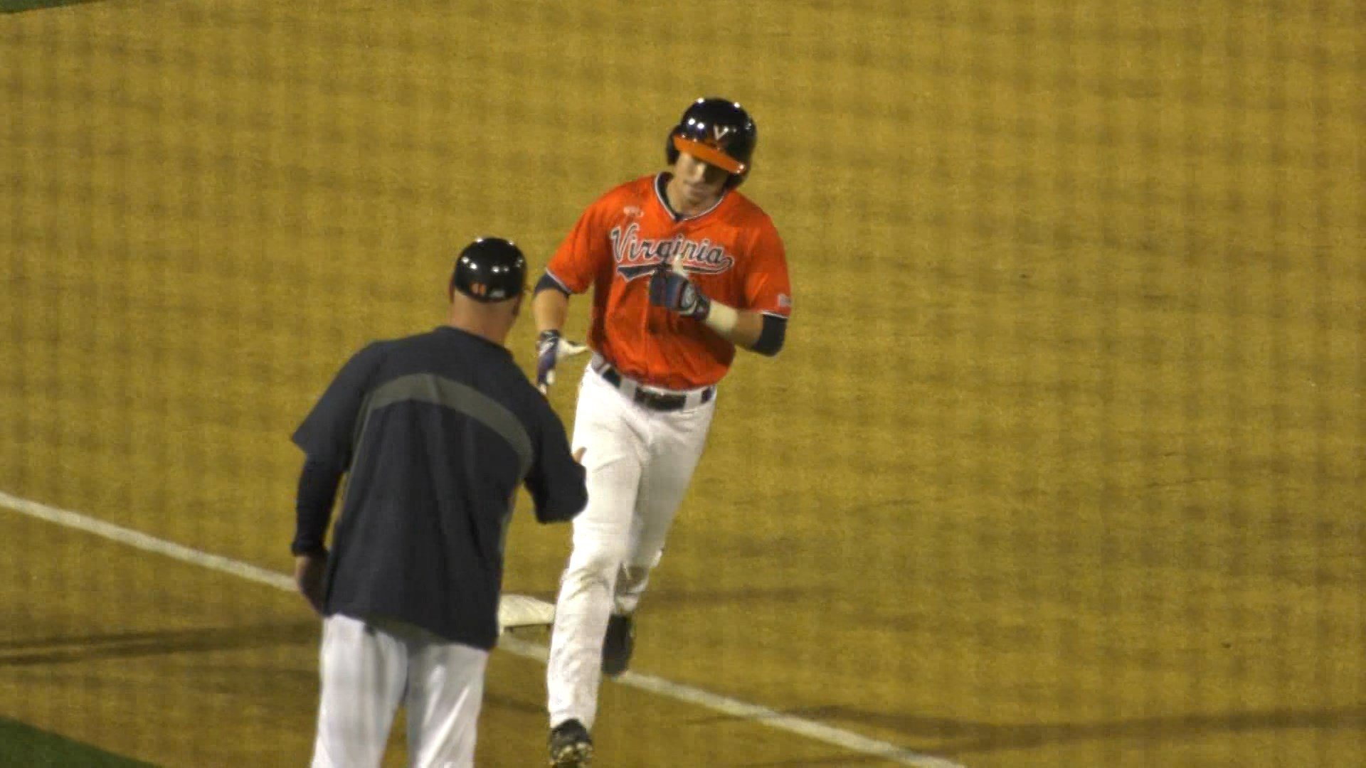 UVa's Jack Weiller hit the first two home runs of his career vs. WF