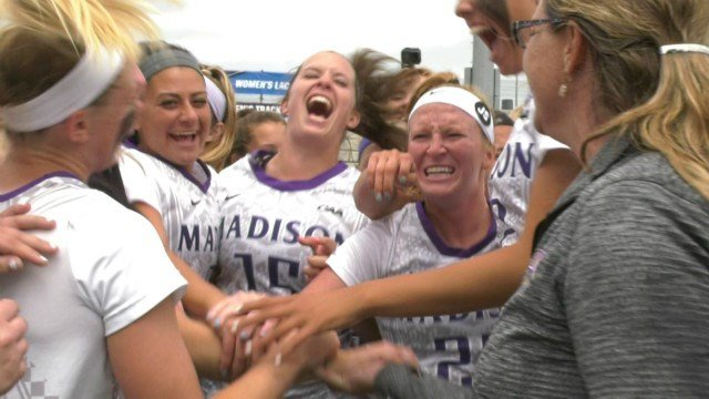 JMU is headed to the NCAA Final Four for the first time since 2000