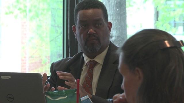 City Manager Maurice Jones (file photo)