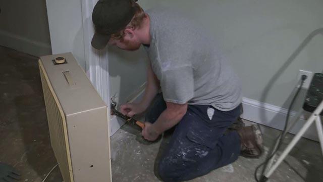 Damage assessment teams visited over 500 homes on June 1
