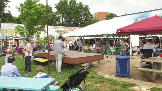 Kids and Nature Festival at Ix Art Park