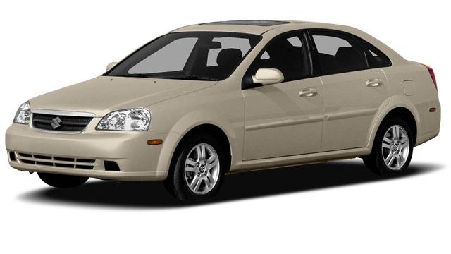 2007 Suzuki Forenza (FILE IMAGE)