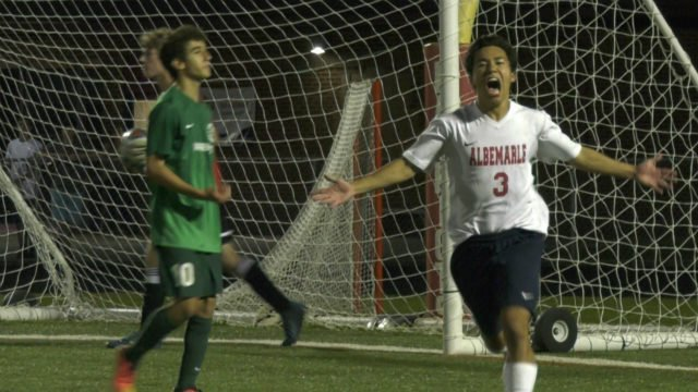 The Patriots will play either Briar Woods or Mountain View in the state semifinals