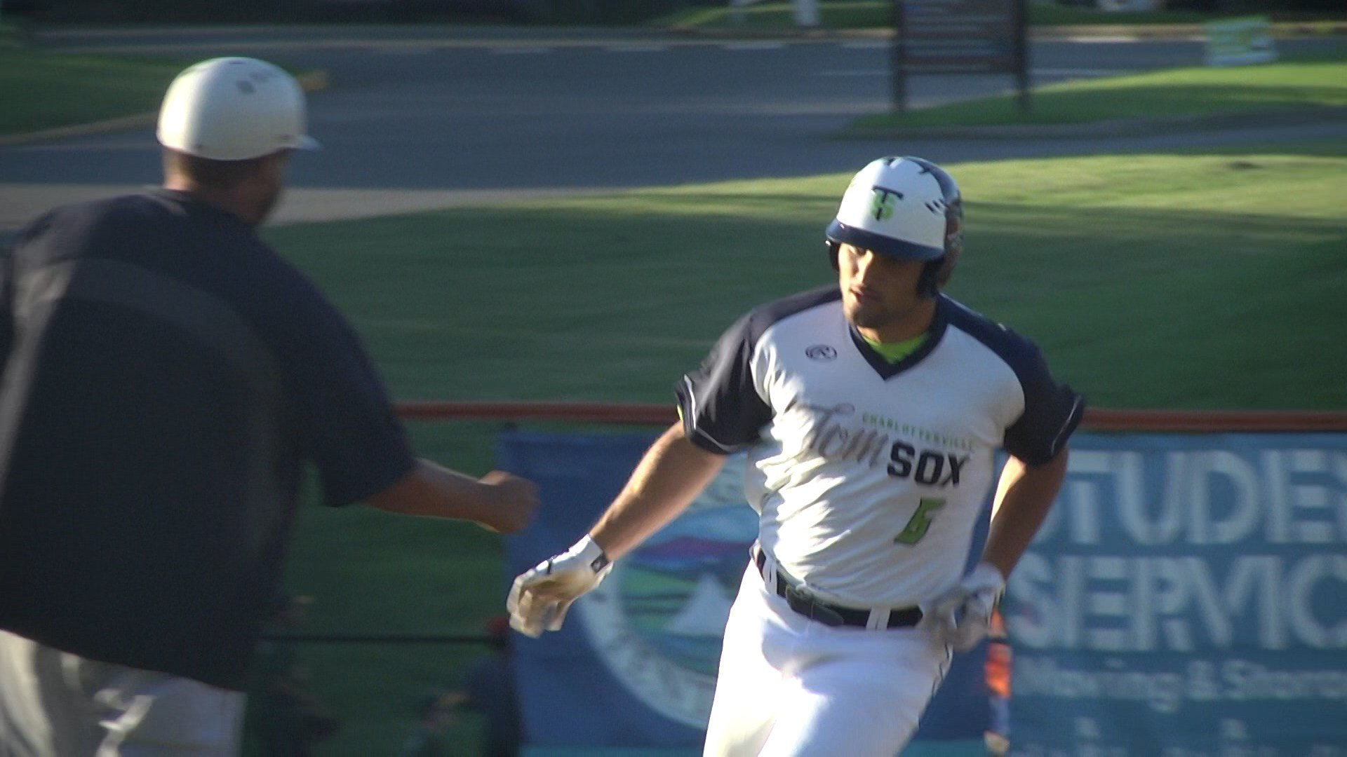 Dom D'Alessandro had three RBI, including a two-run home run