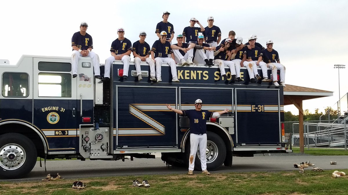 Fluvanna County baseball advances to the state semifinals for the first time ever