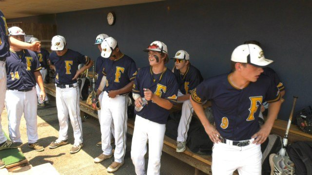 Fluvanna lost 8-2 against Abingdon in the state semifinals.