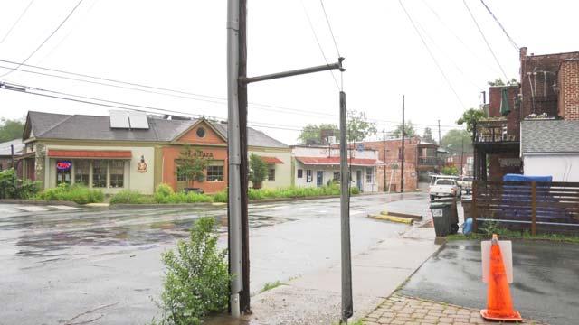 Charlottesville's Belmont neighborhood