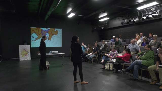 Belmont neighbors voiced concerns at a meeting on June 11