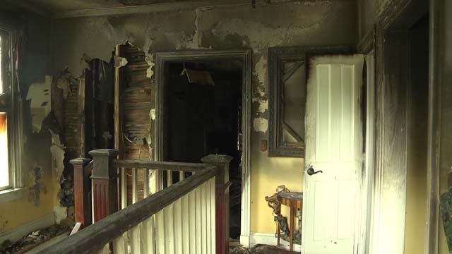 Bed-and-Breakfast Owners Rebuilding Following Destructive Fire - WVIR NBC29 Charlottesville News ...