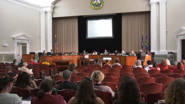 Albeamrle County School Board
