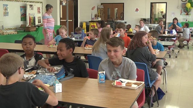 Summer Food Service Program in Orange County