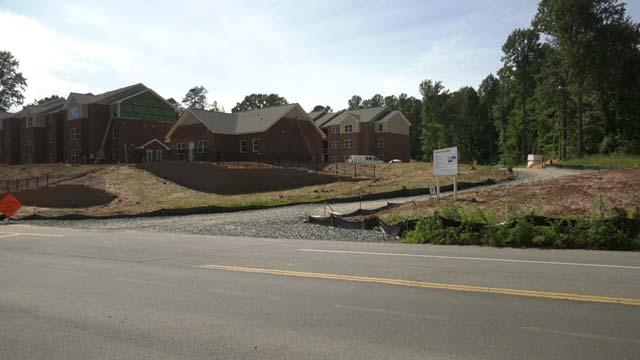 The Brookdale development