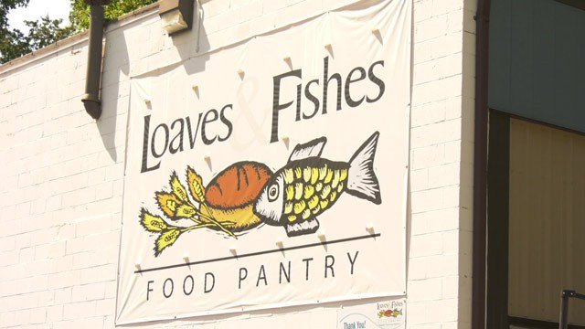 Loaves & Fishes Food Pantry