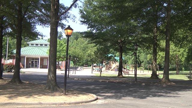 Tonsler Park (FILE IMAGE)