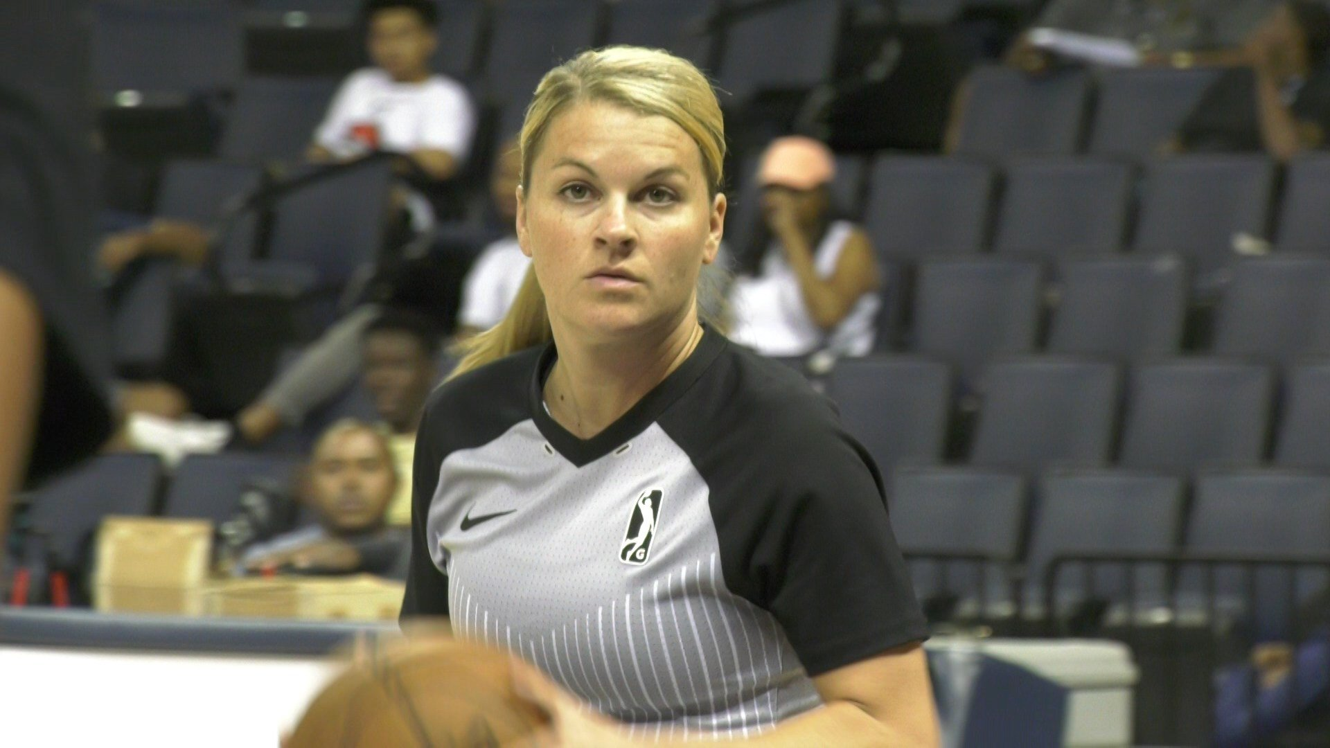 Females Officiating at NBPA Top 100 Camp for First Time - WVIR NBC29 Charlottesville News ...