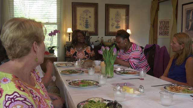 Women at Georgia's Healing House