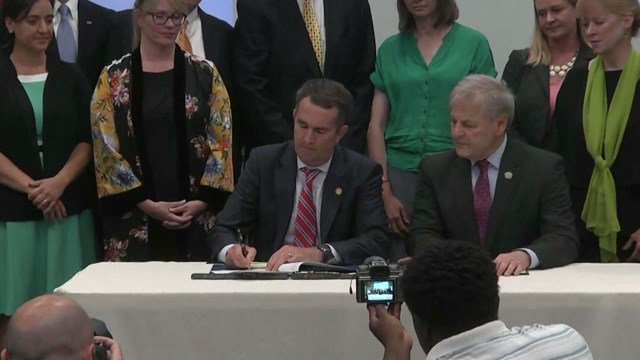 Gov. Northam signs bill pushed forward by parents of Hannah Graham [FILE]