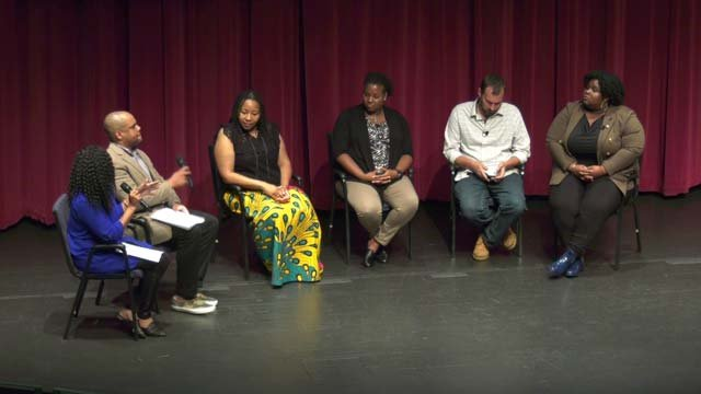 Panelists looked at racism in Charlottesville