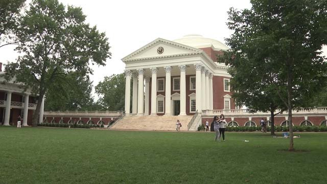 Betsy Ackerson was suing UVA for paying her less than male employees