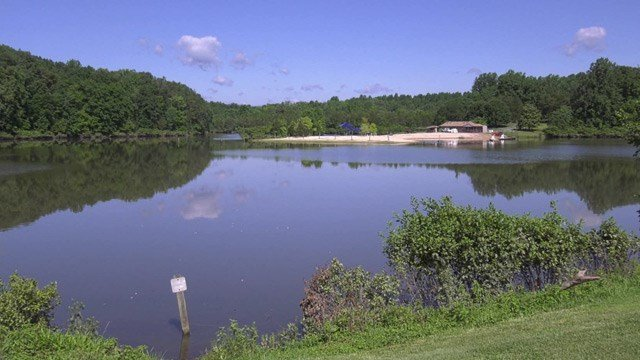 Chris Greene Lake in Albemarle County (FILE IMAGE)
