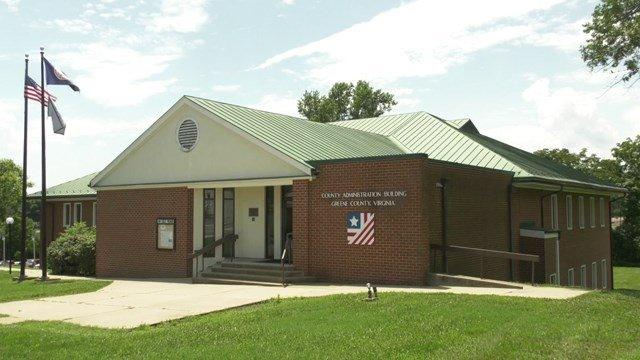 Greene County is looking for a replacement county administrator