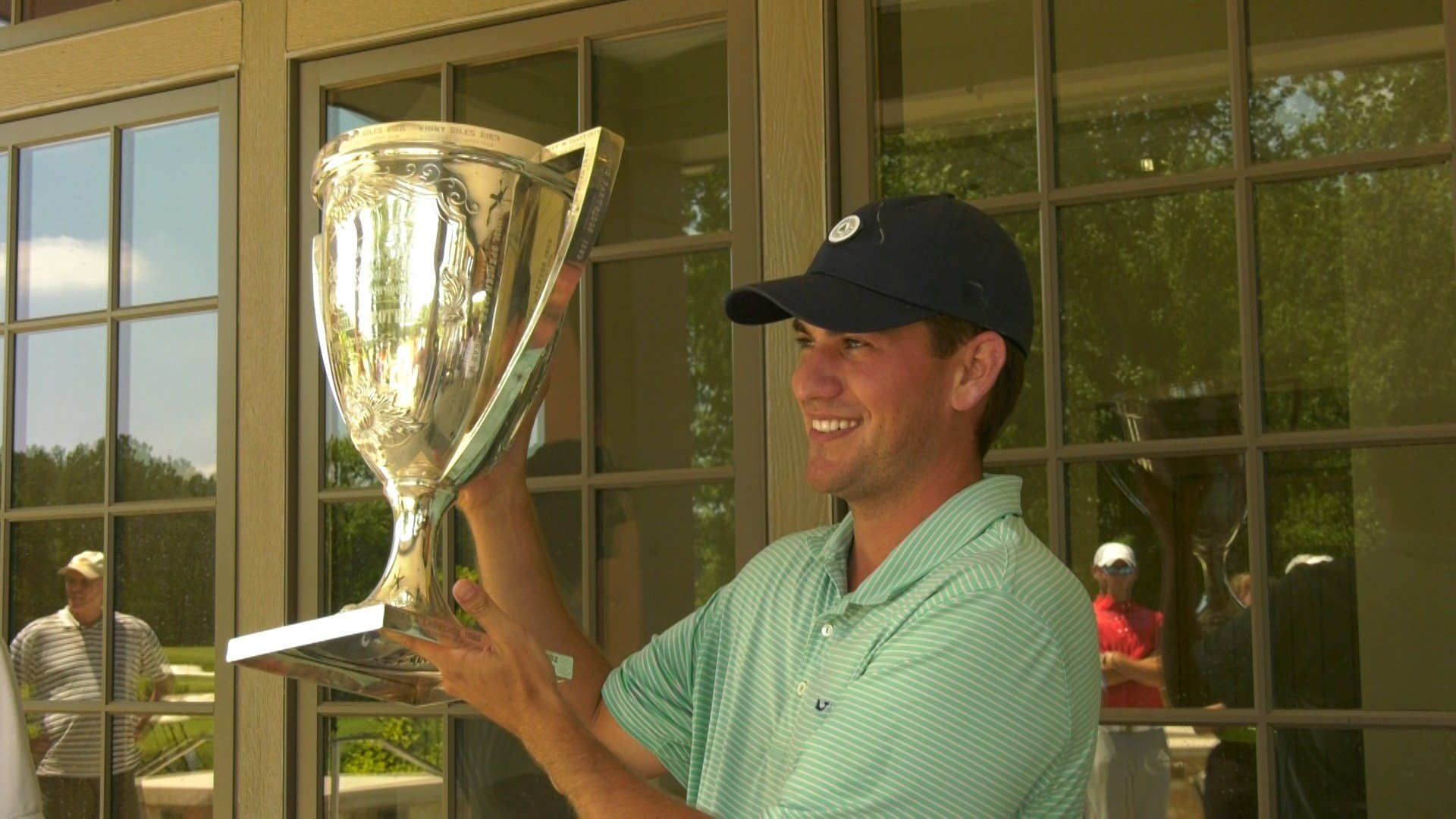 Trey Smith won the 105th VSGA Amateur Championship this past weekend