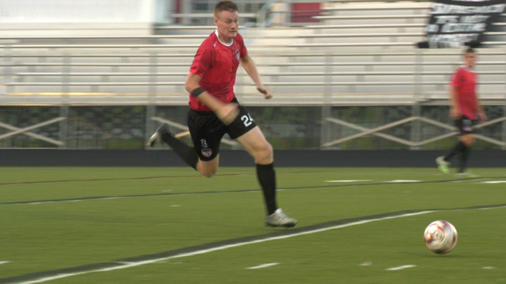 FC Alliance played FC Frederick to a 1-1 draw Monday night