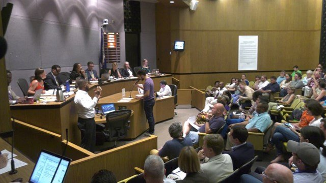 Charlottesville City Council on July 2