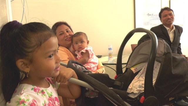 The Tamang family