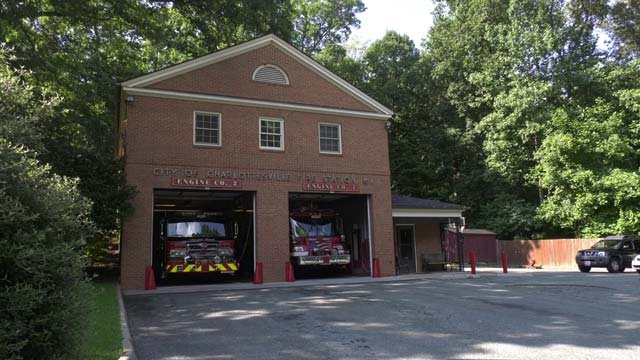 Fire Station 1 in Charlottesville