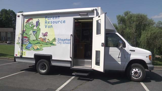 Parent Resource Van