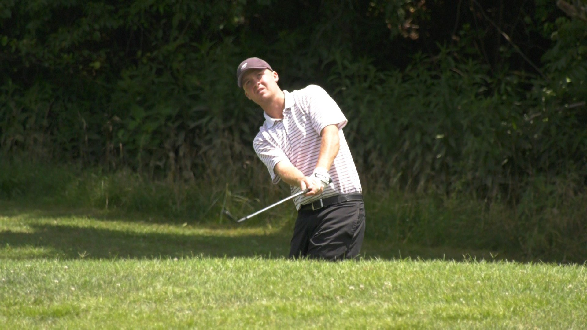 Taylor Ratliff shot back-to-back 69's and leads the City Championship