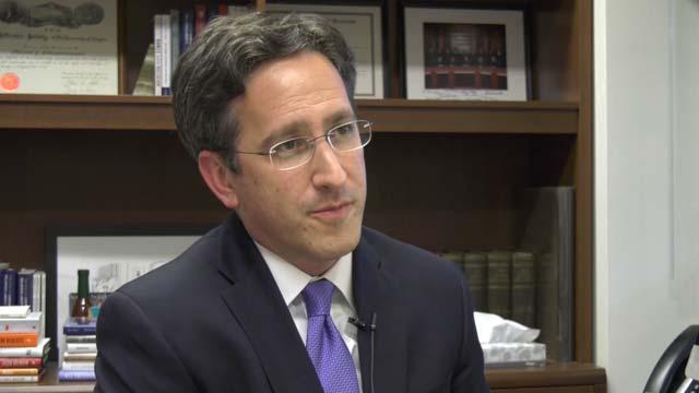 UVA law professor Micah Schwartzman