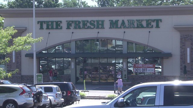 The Fresh Market opened in Charlottesville in 2013.