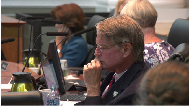 Albemarle County supervisors voted unanimously on the special use permit.