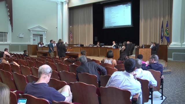 Albemarle County School Board meeting on July 12