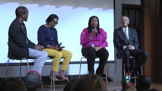 Discussion panel