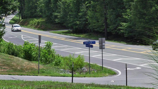 Route 53 and Turkeysag Trail is one of Fluvanna's most dangerous intersections.