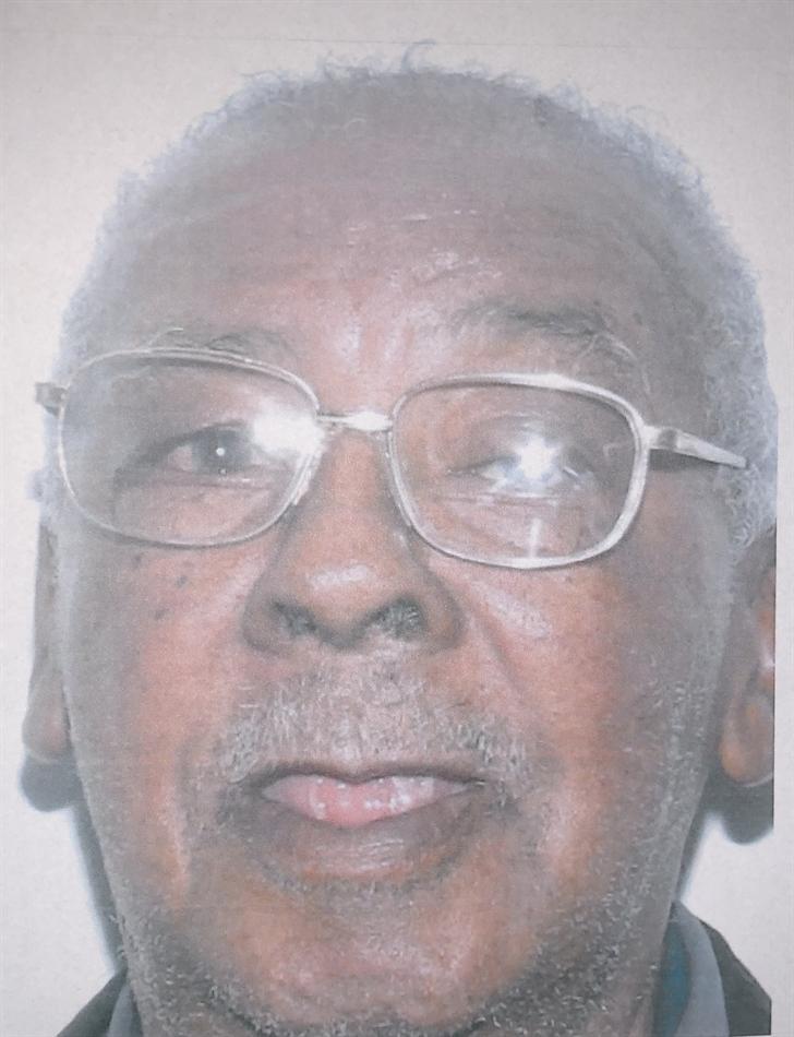 88-year-old John Wimbush.