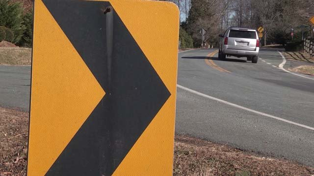 The county is looking to place restrictions on trucks on some roads