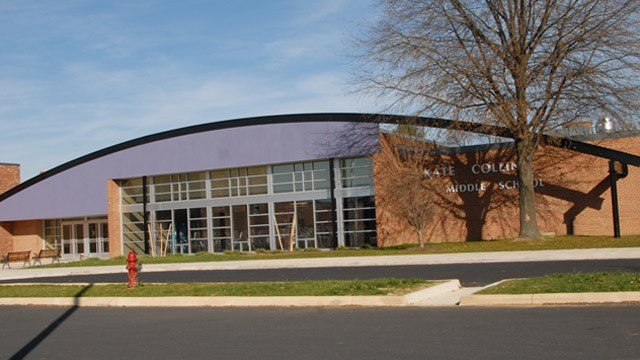 Kate Collins Middle School (Courtesy of Waynesboro Public Schools).