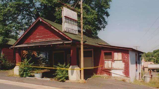 Halley's was renamed to Hilltop Restaurant