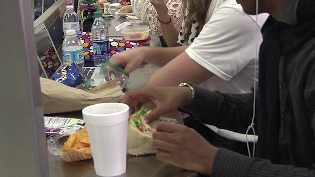 Seniors will be able to leave the school for lunch every day.
