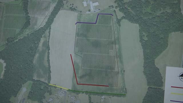 A company wants to put 1,000 acres of solar panels on farmland in Augusta County