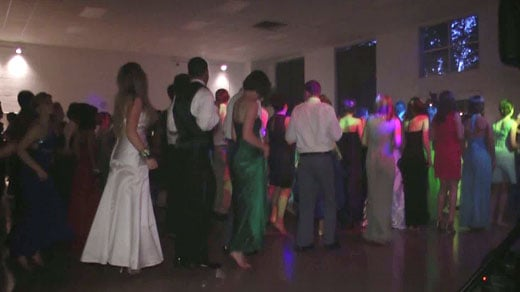Some central Virginia home-schooled students got dressed up, danced ...