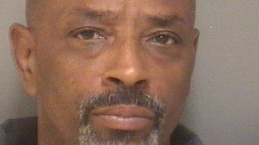 Gregory Washington, 53, charged with violation of a protective order and breaking and entering at nighttime.