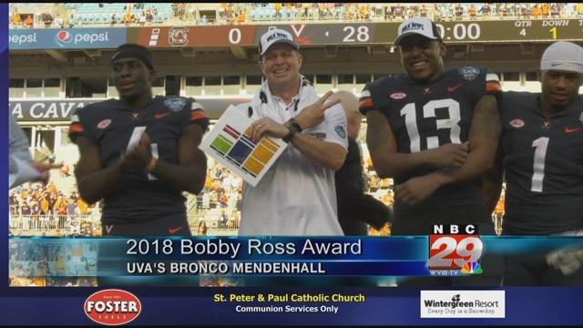 Bronco Mendenhall Named 'Bobby Ross Coach of the Year ...