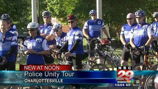 Police Unity Tour  Va