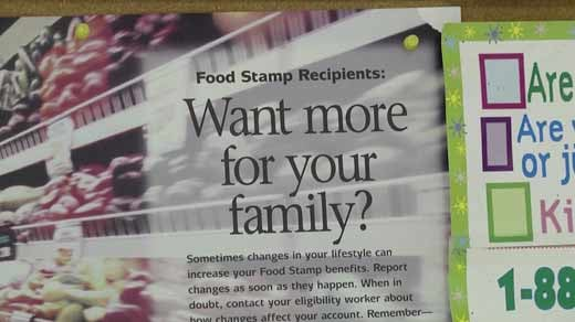 Social Services In Md Food Stamps